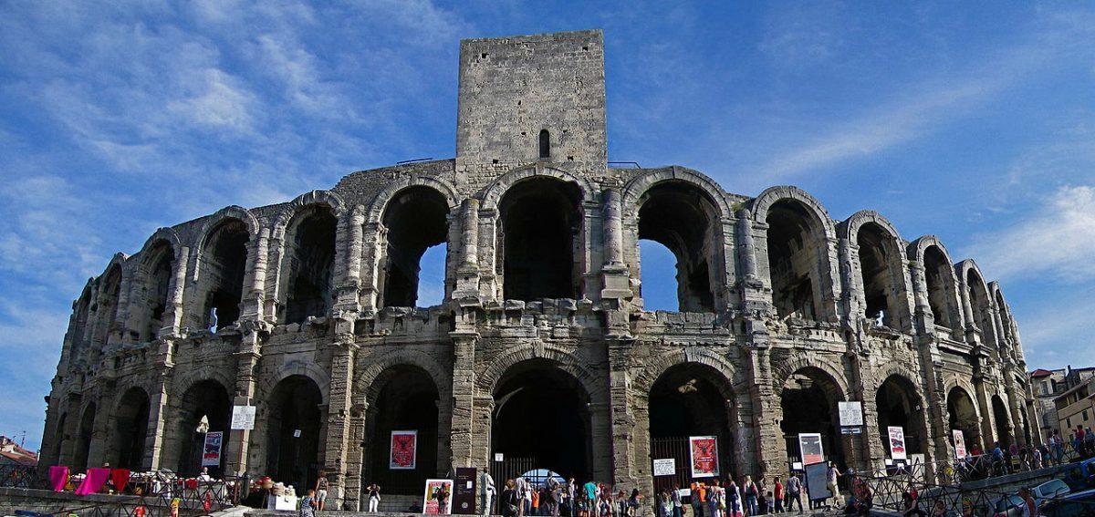 Arènes_d'Arles